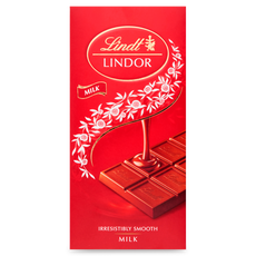 Lindt Lindor Milk Bar 100g