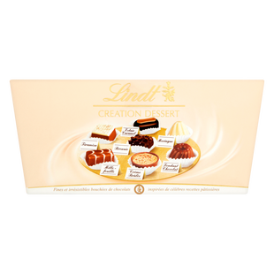 Lindt Creation Dessert Box 200g