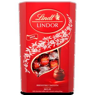 Lindt Lindor Milk Truffles 600g