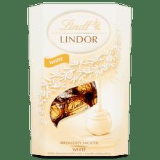 White Chocolate Truffles Box - Lindt Lindor