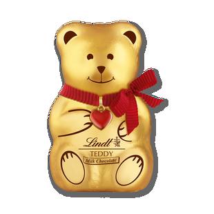 Lindt Teddy Chocolate Bear - 100g